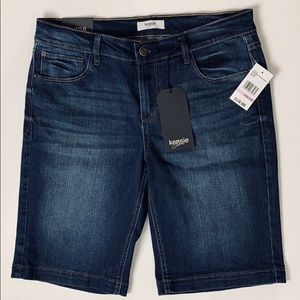 NWT Kenzie Jean Shorts Longer Length Sz 6, 8 $58
